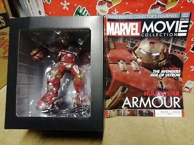Marvel Movie Collection Special #2 Hulkbuster Iron Man Armour Figurine Eaglemoss