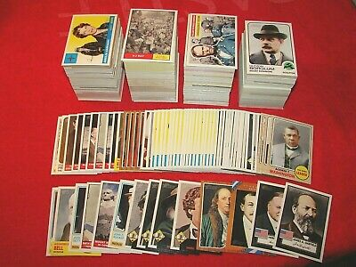 2009 Topps American Heritage Lot Of 616 Cards (B19-7)