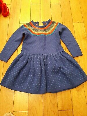 Autograph Age 2-3 Knitted Dress