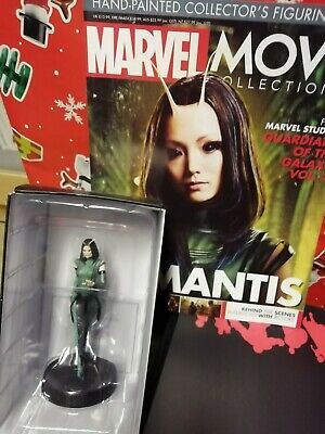 Marvel Movie Collection Issue #67 Mantis Eaglemoss Figurine Guardians Galaxy 2