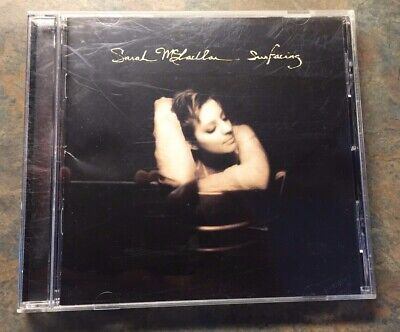 Surfacing by Sarah McLachlan (CD, Oct-1997, BMG (distributor))