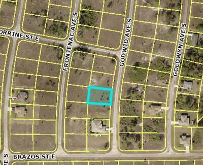 2 Lehigh Acres Florida FL Vacant Lots - Tax Acquired Investment PACKAGE DEAL