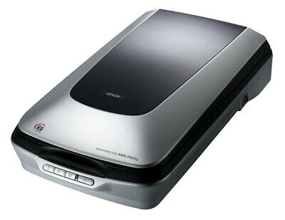 Epson Perfection 4490 Photo - Flatbed colour image scanner