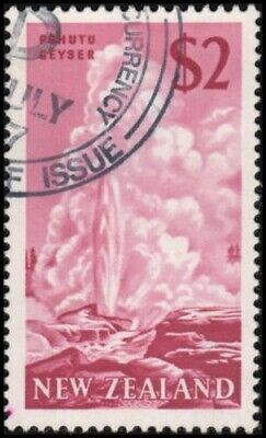 New Zealand #403 Used VF