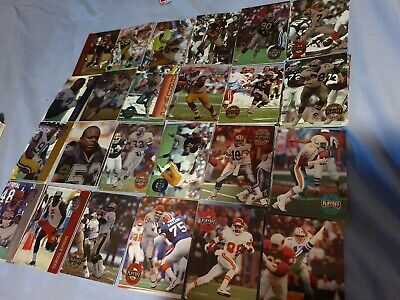 1994 Nfl Playoff Bulk Lot Of 144 Cards