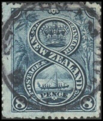 New Zealand #94 Used VF