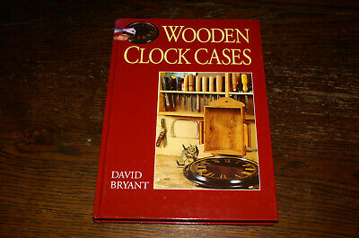 Wooden Clock Cases By David Bryant