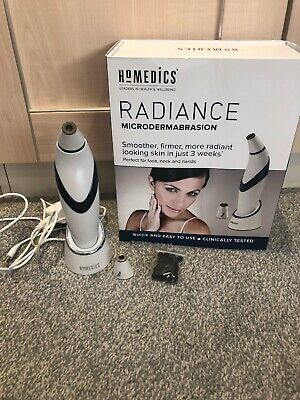 HoMedics Radiance Microdermabrasion Used Handful Of Times