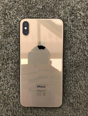 Apple iPhone XS Max - 64GB - Gold (EE) A2101 (GSM)