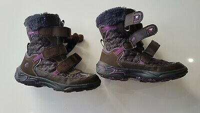 Geox Sport Snow Boots uk 2.5 worn once