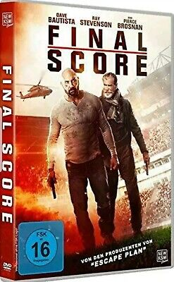 Final Score ( Pierce Brosnan, Ray Stevenson DvD ) Neuwertig