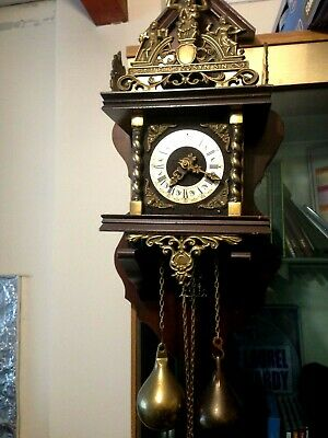 Old Dutch clock