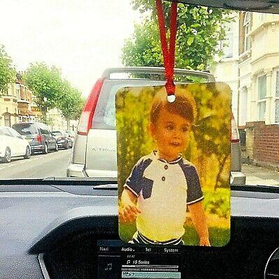 Personalised Car Air freshener