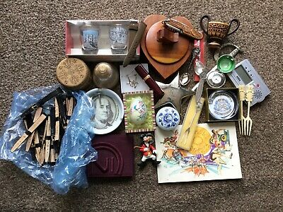 Joblot of Vintage/Modern Bits and Bobs - Curios/Collectables