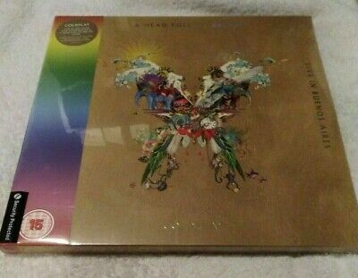 New Sealed - Coldplay - Live in Buenos Aires(3LP Vinyl,2xDVD BoxSet) Parlophone