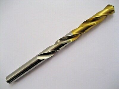 11.1mm A002 HSS M2 TiN COATED JOBBER TYPE  DRILL A002 11.1 MADE BY DORMER  152