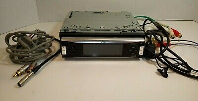 JVC KD-SR61 In Dash Receiver chassis only no faceplate or accessories see add