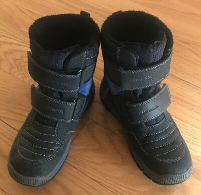 GEOX WINTER BOOTS for boy size US 7 ( EUR 23) EUR 31,35