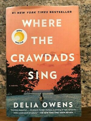 Where the Crawdads Sing by Delia Owens (Hardcover, 2018)