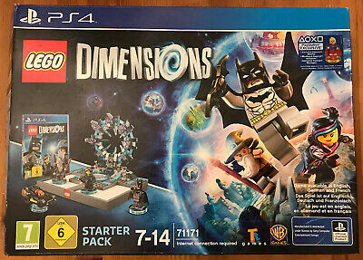Lego Dimensions PS4 Starter Bundle 15 Packs New Harry Potter Pack Huge Bundle
