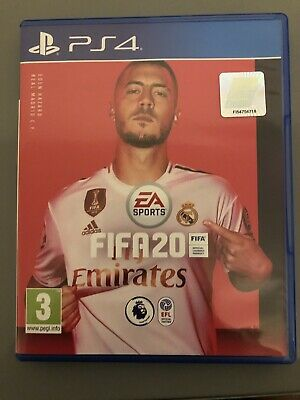PS4 Fifa 20. Almost Brand New. Grab Yourself A Bargain