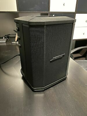 Bose S1 Pro Multi Position speaker PA System S1 PRO good condition pre-owned