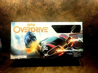 Anki Overdrive Race Car Set / Starter Kit ~ 4 cars -  track etc