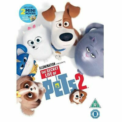 The Secret Life of Pets 2 (DVD) 2019 *BRAND NEW SEALED*
