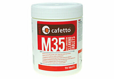 Cafetto M35 Combi Cleaning Tablets