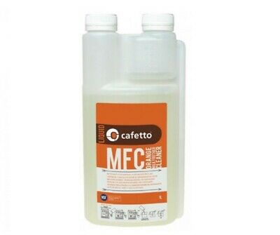 Cafetto - Milk Frother Cleaner Orange 1 Litre