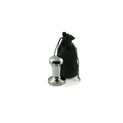 Coffee Tamper, 58mm Stainless Flat, Stainles ProTamp