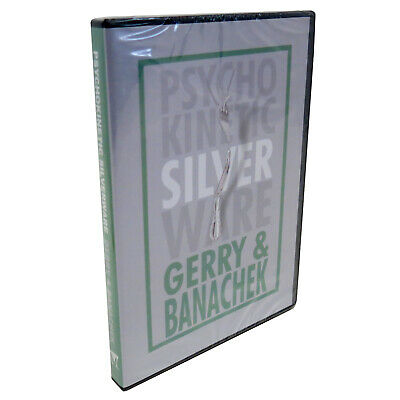 Psychokinetic Silverware Magic Instructional DVD by Gerry And Banachek