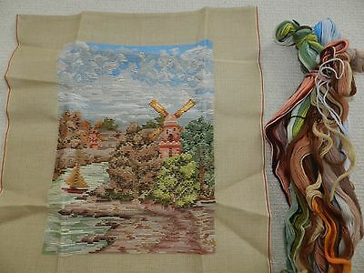 NEW Tapestry kit with wool