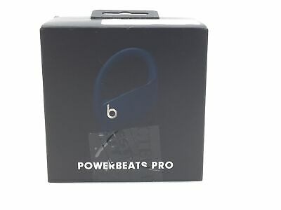 *AS-IS* Beats by Dr Dre Powerbeats Pro Wireless In-Ear Headphones Navy MV702LL/A