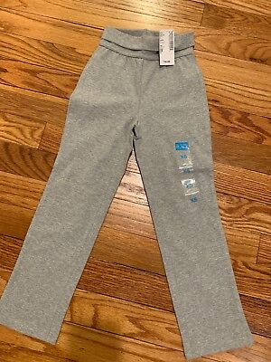NEW Girls Roll Top Leggings/ pants from The Children's Place - Size XS (4) Gray