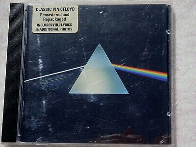 Pink Floyd – The Dark Side Of The Moon (Remastered CD)