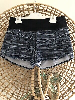 Lululemon Run Time Shorts Size 6 Canadian
