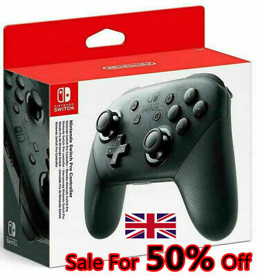 For Nintendo Switch Pro Controller | BRAND NEW | UK STOCK