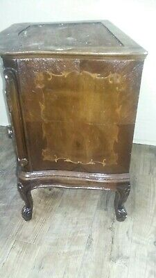 Antique furniture in great condition with all doors and hardware original