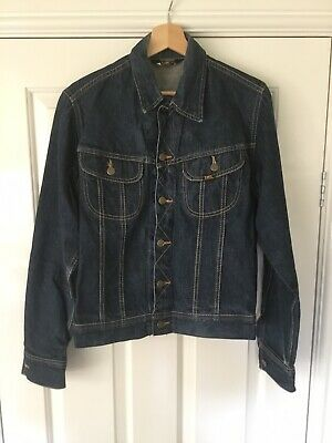 Vintage LEE RIDERS denim Jacket - ROCKABILLY. Size S-M