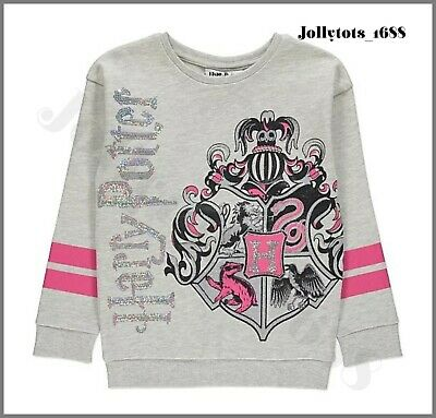 New Girls Harry Potter Clothes Character Outfits Tops Leggings Pyjamas Jumpers