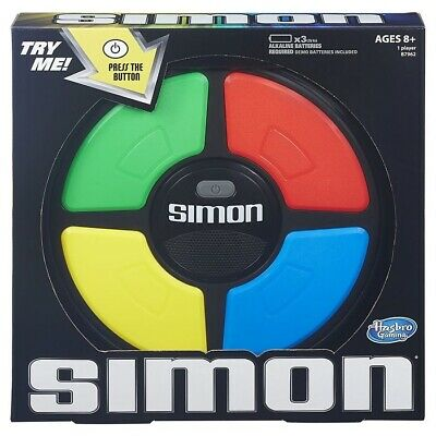 Simon Electronic Memory Game - NEW - Free Shipping