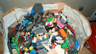 STAR WARS LEGO Bricks 100g Small Assorted Pieces Bundle Lot approx 300 parts