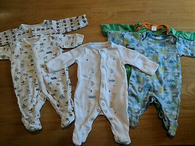Small Baby  Premature  Early Baby Clothes Bundle , Sleepsuits Babygrows newborn