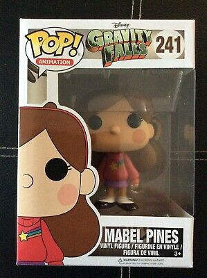 Funko Pop Vinyl Figure - Disney Gravity Falls MABEL PINES - #241 - New