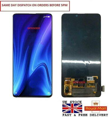 For Xiaomi Mi 9T PRO LCD Display Touch Screen Digitizer Assembly Black UK STOCK