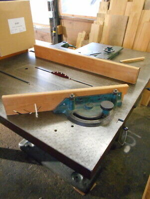 "Vintage Tannewitz 16"" Table Saw"