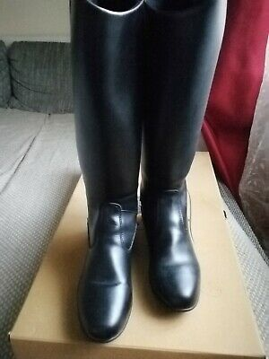 Requisite Mens Gl Dale Horse Riding Boots Shoes Country Walking Footwear