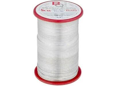 SCW-0.80/500 Silver plated wires 0.8mm 500g 110m -200÷800°C BQ CABLE