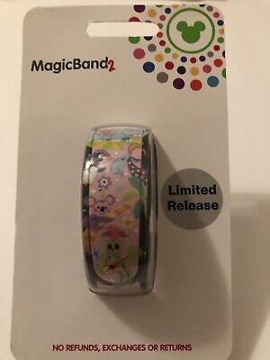 Disney Parks It's A Small World Magic Band MagicBand 2 Limited Release New